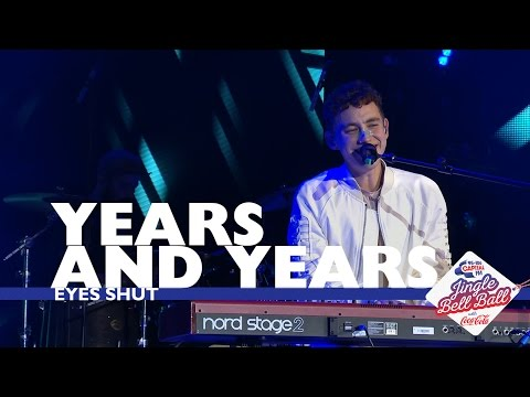 Years And Years - 'Eyes Shut