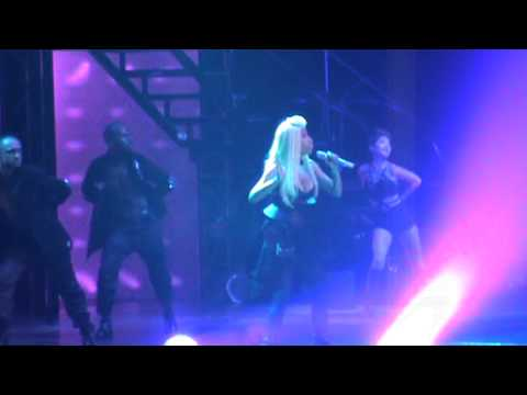 Nicki Minaj - Pink Friday Reloaded Tour - UK Manchester MEN Arena