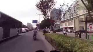 E-Bike Street Ride in Kunshan, China 2014