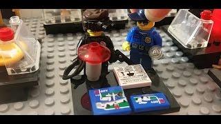 LASTENOHJELMIA SUOMEKSI - Lego city -  Museo ryöstö - osa 3