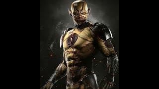 injustice gameplay w/reverse flash pt 1