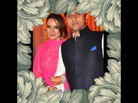 Udita Goswami and  Mohit Suri marry