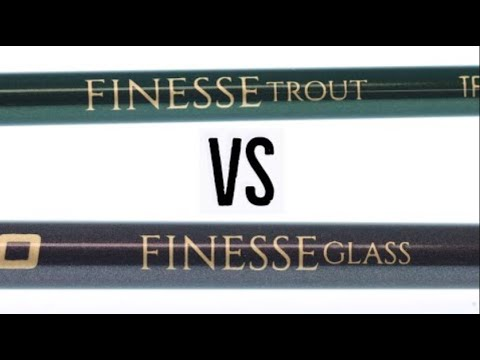 TFO Finesse Trout Vs Glass Fly Rod Review