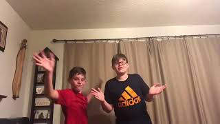 Fortnite Dance in Real Life Challenge (CRINGE)
