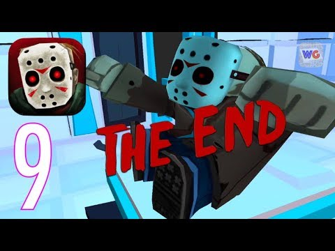 Friday The 13th Killer Puzzle [iOS Android] Gameplay Part 9 - Full Game Movie