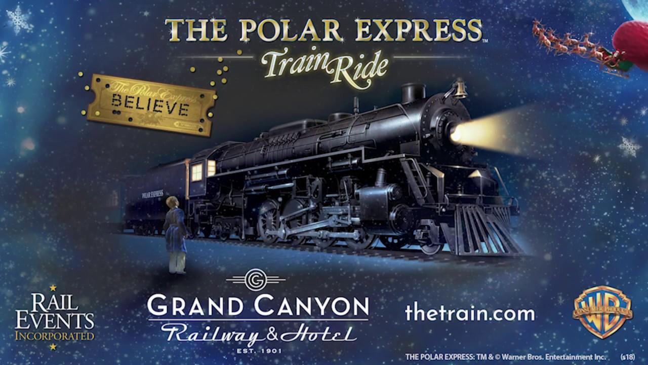 Polar Express Grand Canyon Railway Hotel
