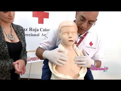 Primeros Auxilios Obstrucción de la Vía Aerea - NCN Femenino