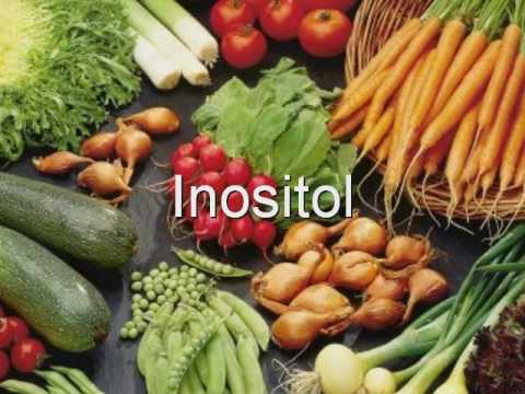 Inositol sources