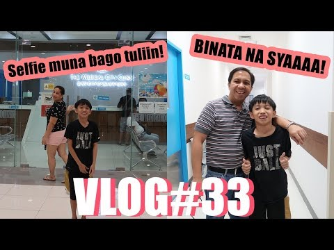 VLOG#33: OPERATION TULI!!! (Binata na siya!!!)