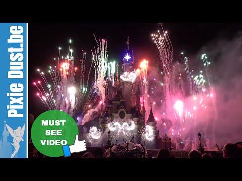 🎉 (FULL SHOW) Disney Illuminations At Disneyland Paris 2019