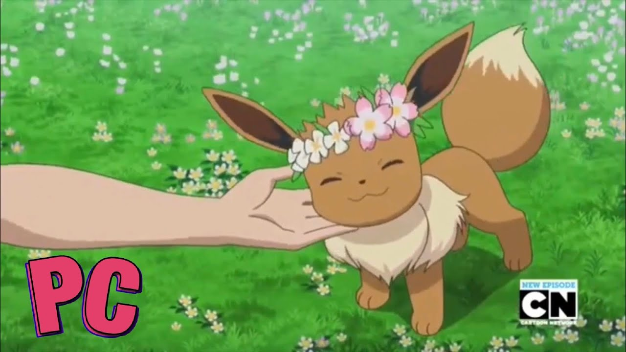 Eevee S Cute Moments 1 Youtube