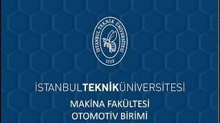 İTÜ Makina Fakültesi Otomotiv Grubu