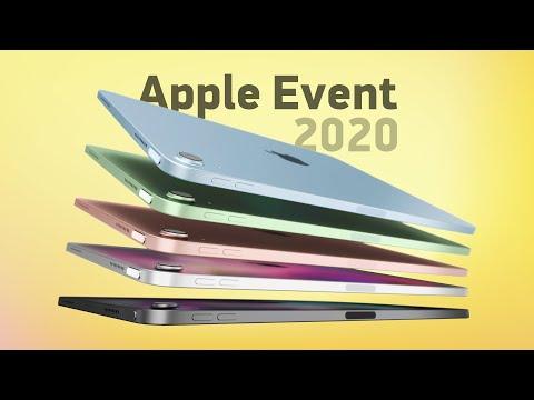 Apple Event за 10 минут. Что с iPhone 12? - Видео онлайн