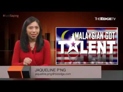 Just Saying - Malaysia Got Talent