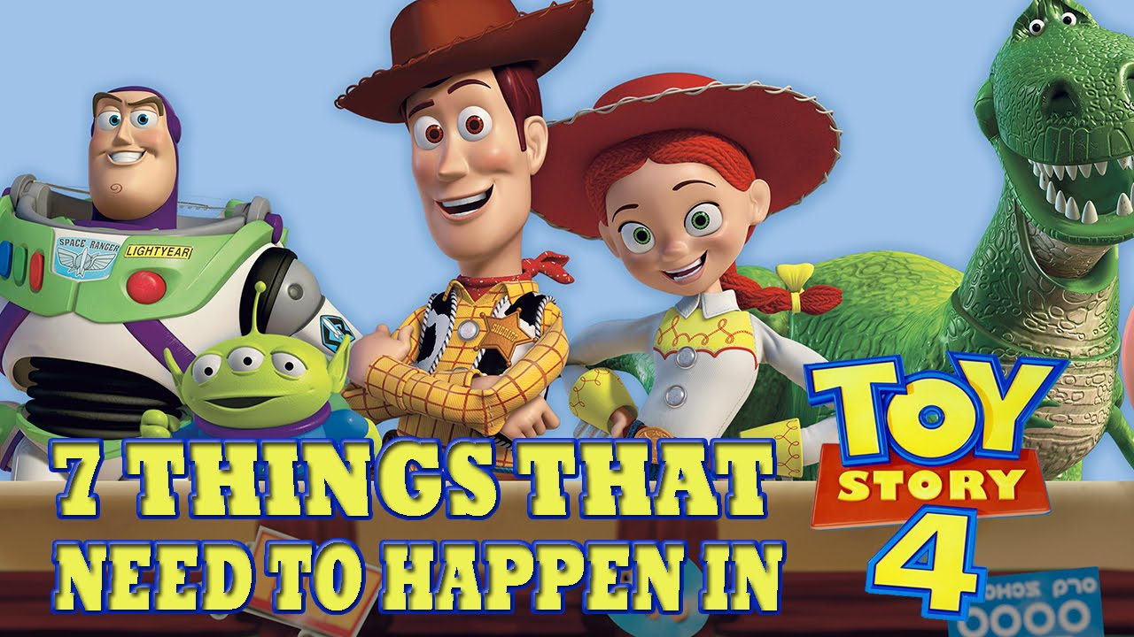 7 Things That Need To Happen In Toy Story 4 - YouTube