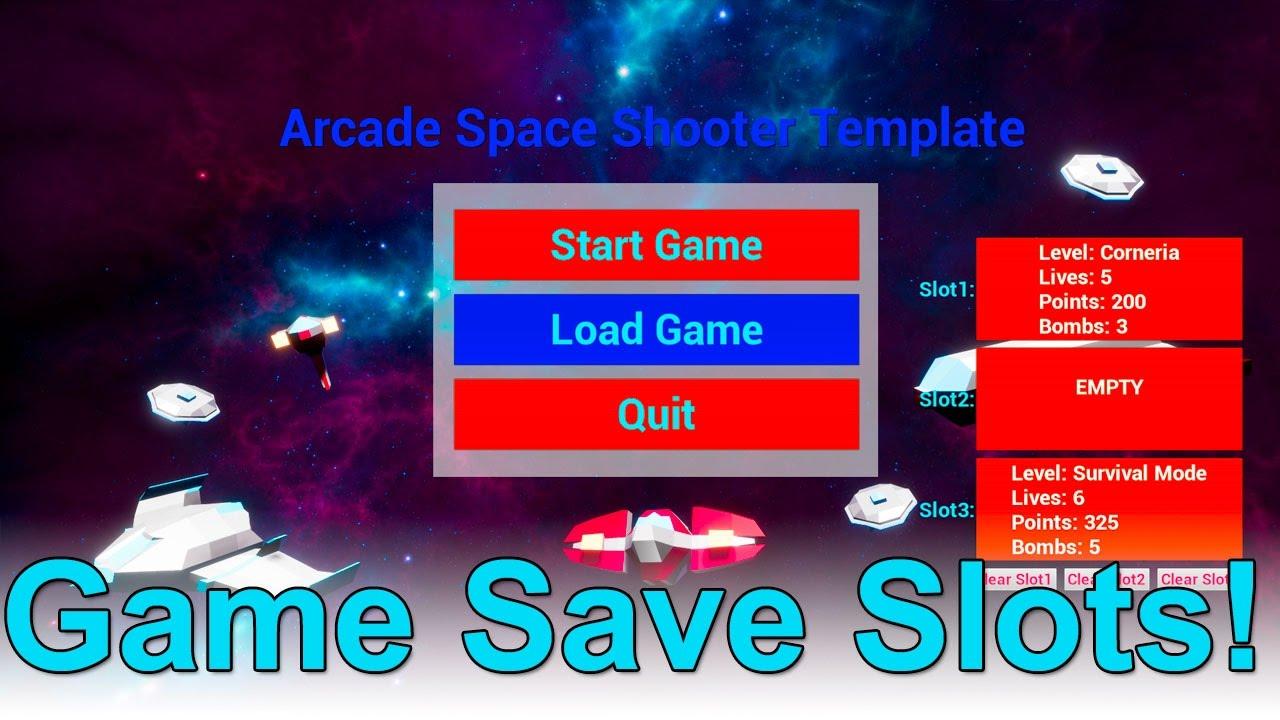 Save Slots Online