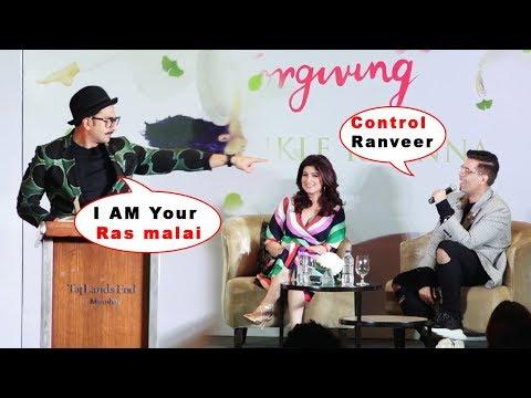 Ranveer Singh Takes A Dig At Karan Johar, Calls Him GAY Publicly