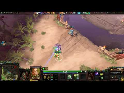 Dota 2 Solo Ranked Match Open International MMR (TBD Game 2) SEA  | Indonesia