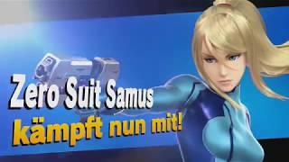 Super Smash Bros. Ultimate - Zero Suit Samus