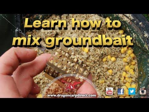 How To Mix The Perfect Groundbait