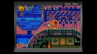 Sonic Advance 3 - Ocean Base Zone