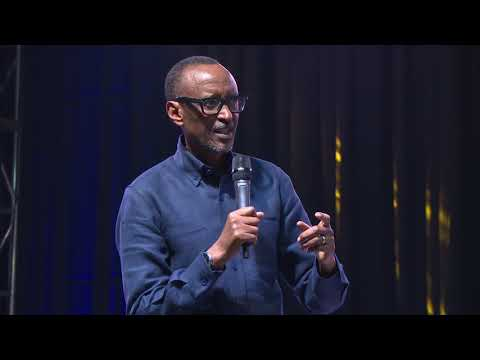 Celebration of Louise Mushikiwabo's Election as La Francophonie SG | Remarks by President Kagame.