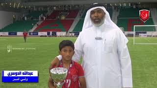 لقاء | عبدالله الدوسري ولى امر اللاعب عبدالرحمن الدوسرى