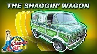 "Shaggin' Wagon - A Very ""Far Out"" 1970's Custom Van"