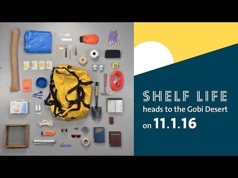Pack Your Bag For Paleontology In the Gobi