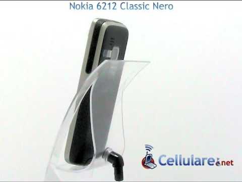 Nokia 6212 Black