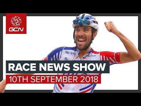 Vuelta a España, Tour of Britain, GP Montreal & Quebec   The Cycling Race News Show