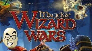 NLSS School of Wizardry: Magicka: Wizard Wars!