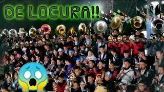 MAS DE 100 MUSICOS TOCAN SON DE LA RABIA, EL HUITZUQUEÑO Y CARNAVALESCO - SANTA MARTHA ETLA 2019