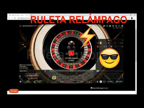 🆕 ruleta relámpago 👉 lightning roulette españa  197€ a 1355€ 🧑🏻🚀 Video popular