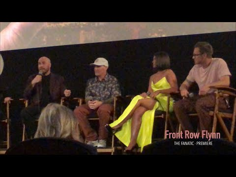 THE FANATIC Premiere, Intro, Q&A W/John Travolta, Writ-dir Fred Durst, Ana Golja & Devon Sawa