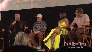 THE FANATIC Premiere, Intro, Q&A W/John Travolta, Writ-dir Fred Durst, Ana Golja & Devon Sawa