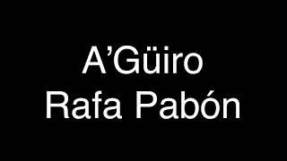 Play A Güiro