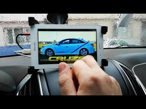 Cruze Android Tablet Montaj