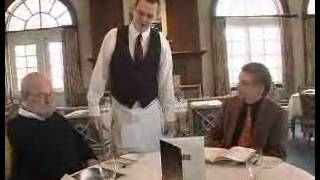 Waiter Training Exceeding Expectations (DVD) Service Tips & Techniques