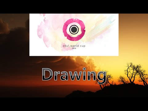 osu! World Cup 2015 - Drawings