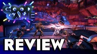 Good Game Review - Borderlands: The Pre-Sequel - TX: 14/10/14