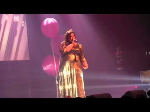 ESCKAZ in Amsterdam: Hera Björk (Iceland) - Queen of effing Everything (at Eurovision In Concert)
