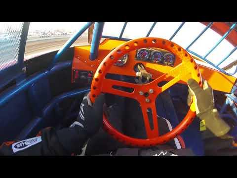 TESTSHOT: Derek Husted Beatrice Speedway Spring Nationals Hot Laps