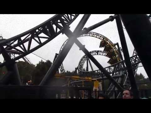 Alton Towers - August 2014