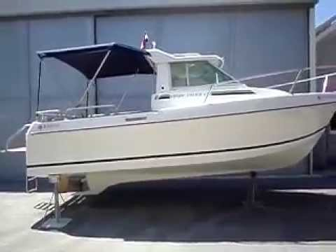 Jeanneau Merry Fisher 610 for sale by Pro-Nautika - YouTube