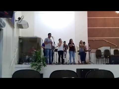 Que se abram os céus -Igreja quadrangular Lins/sp