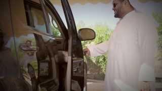 كليب الحبيبة I أداء مشعل السبر Official Video I 2014_ HD _ مؤثرات Vocals