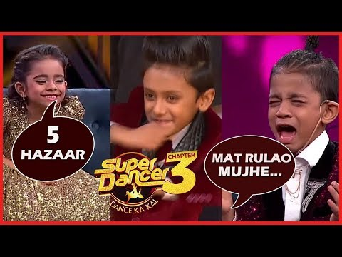 Super Dancer Chapter 3 Contestant Gets Stardom, Tejas Cry Whereas Rupsa Gives Funny Reply Mp3
