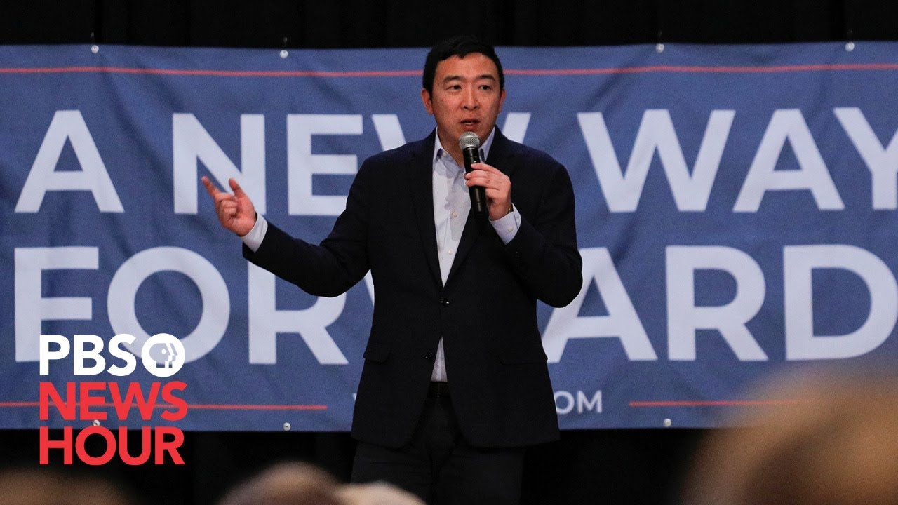 Andrew Yang's Gang Isn't Done As He Ends His Campaign In New ...