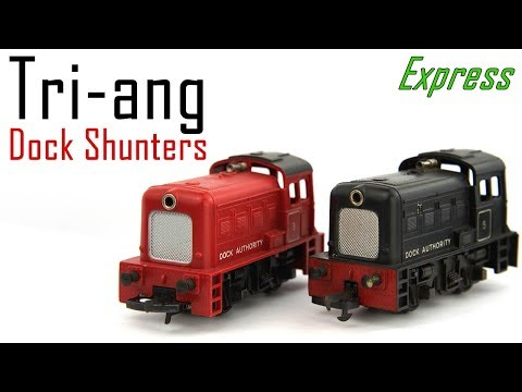 An Express Review of the Tri-ang Dock Shunters